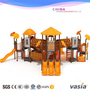2015 Vasia Outdoor Playground New Design Series Cheap for Sale pictures & photos