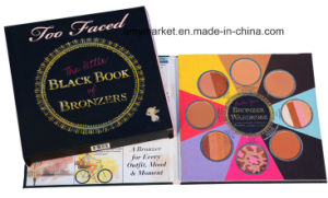 Too Faced Little Black Book of Bronzer Wardrobe 8 Color Make up Eyeshadow Palettes pictures & photos