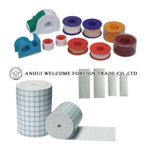 High Quality Medical Adhesive Tape/Plaster pictures & photos