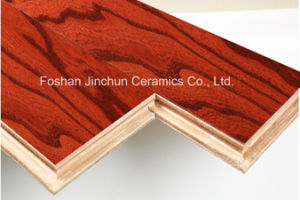 12mm Thickness Laminated Flooring Tile pictures & photos