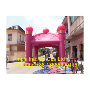 Hot Selling Cheap Custom Inflatable Arch/Inflatable Archway Wedding Arch pictures & photos