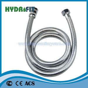 Stainless Steel Shower Hose (HY6012) pictures & photos