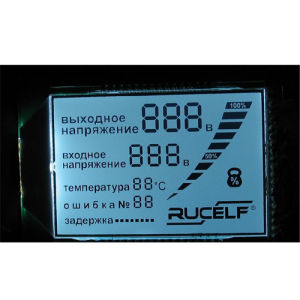 Graphic DOT Matrix 128X64 LCD Module pictures & photos