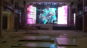 Indoor/Outdoor P5 SMD Full Color LED Screen LED Display Panel LED Video Wall pictures & photos
