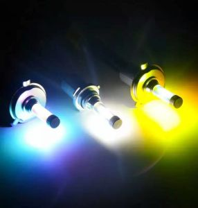 New Arrival H4 Motorcycle LED Headlight pictures & photos