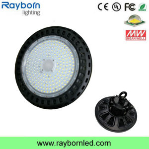 LED Highbay Light UFO LED Lighting Warehouse 130-140lm/W 200W 5000k pictures & photos