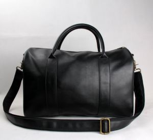 Wholesale Fashion Casual Custom PU Leather Travel Bag Weekend Bag pictures & photos