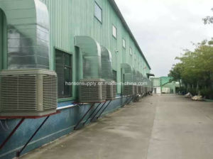 Guangzhou Evaporative Air Cooling Desert Window Type Air Cooler pictures & photos