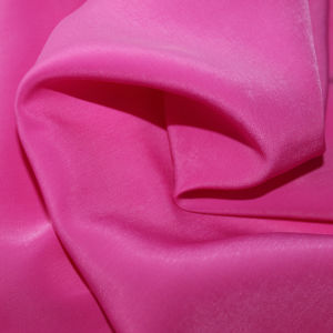 Soft Washed Velvet 100% Polyester Woven Fabric (SL631) pictures & photos