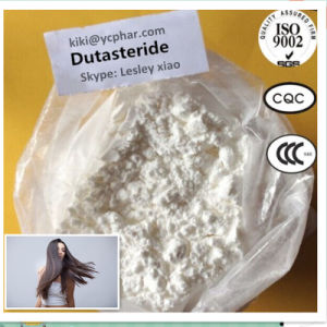 Healthy Anti Hair Loss Raw Steroid Powder Dutasteride/Avodart CAS: 164656-23-9 pictures & photos