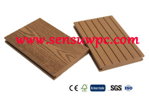 Sensu Outdorr / Directly Factory Price for Solid WPC Decking in 2017 pictures & photos