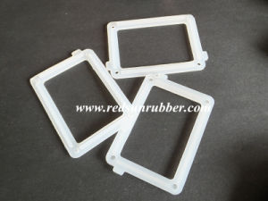 Custom Molded Square Rubber Gasket pictures & photos