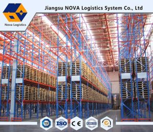 Heavy Duty Adjustable Warehouse Pallet Racking with High Quality pictures & photos