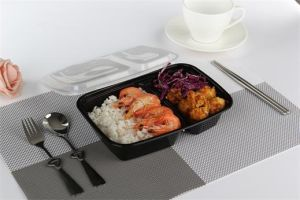 Wholesale Plastic Vacuum Food Storage Container Airtight Containers for Storage pictures & photos
