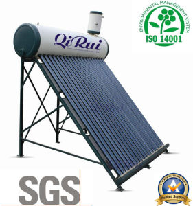 Ce Approved Domestic Outdoor Vacuum Tube Solar Water Heaters for Home pictures & photos