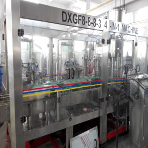 Automatic Vodka Wine Glass Bottle Filling Plant pictures & photos