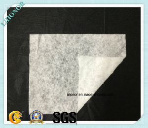 White Needle Punch Nonwoven Fabric pictures & photos