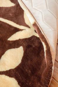 5′ X 7′ Branches Premium Australian Sheepskin Rug pictures & photos