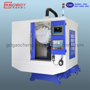 Drilling Milling Engraving CNC Machine Center GS-T5 pictures & photos
