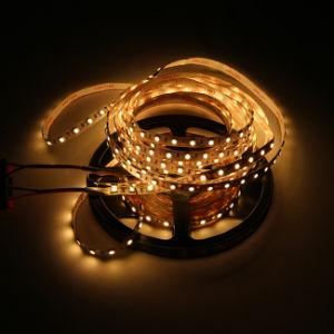 High Brightness White Color LED Flexible Strip IP20 SMD5050 Chip 60LEDs 14.4W DC12V LED Strip pictures & photos