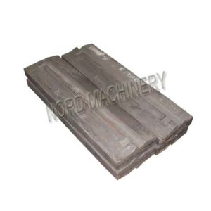 Impact Crusher Blow Bars for Mining Equipment pictures & photos