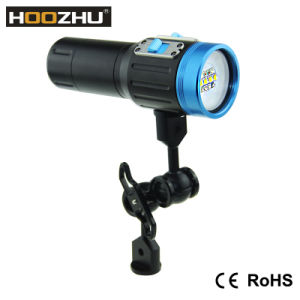 Diving Equipment Max 2600 Lumens Diving Video Light V13 pictures & photos