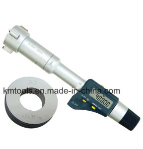 30-40mm Digital Three Point Internal Micrometer pictures & photos