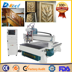 1325 Two Heads Wood Carving Cutting Machine CNC Router Furniture pictures & photos