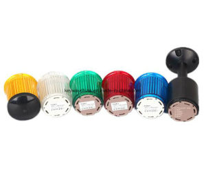 12V 24V 120V 230V LED Signal Tower Lights with/with out Buzzer pictures & photos
