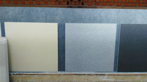 Gray Color Ceramic Floor Tile with Water Absorption 1-3% pictures & photos