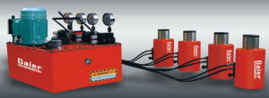 Synchronous Lifting System Hydraulic Electric Pump Made in China for Hydraulic Tools pictures & photos