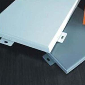 Fabricated Aluminum Decorative Panels with Fireproof Function pictures & photos