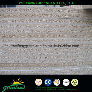 E1 Grade Plain or Melamine Chipboard pictures & photos