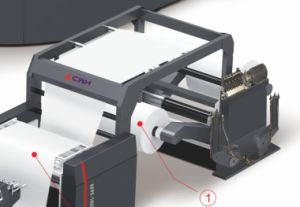 Fully Automatic Glue Back Exercise Book Making and Printing Machinery pictures & photos
