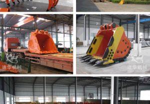 8 Cubic Meter Rock Bucket for Excavator Hitachi 1800 pictures & photos
