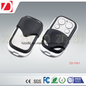 RF Universal Remote Control for Garage Door 315/433/868MHz Remote Control pictures & photos