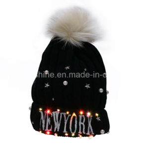 Cloth Hat Copper Wire 100 LEDs Multi Color Christmas Lights String for Christmas Patio Party Decorations Lights pictures & photos