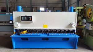 QC11y Hydraulic Guillotine Cutting Machine pictures & photos