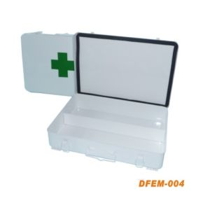 Empty Medical Box Metal First Aid Box pictures & photos