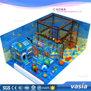 Vasia Hot Sale Commercial Indoor Playground for Kid (VS1-060621-96A-33.) pictures & photos