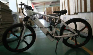 28 Inch Electric Mountain E Dirt Bike with Hidden Battery Frame pictures & photos