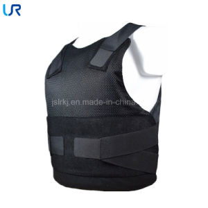 Nij Iiia Concealable Bulletproof Vest with Breathable Mesh Fabric (PARA-Aramid panel) pictures & photos