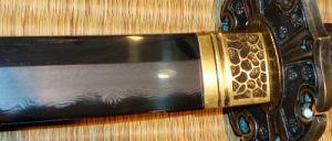 Handmade Japanese Daimyo Taichi/Real Sword Katana pictures & photos