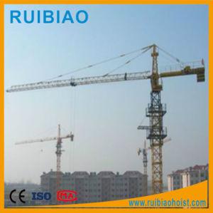 Qtz63 (5010) High Quality Tower Crane pictures & photos