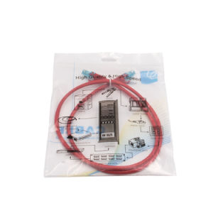 Cat5e UTP 7*0.2mm Patch Cord Fluck Pass Copper Red PVC pictures & photos