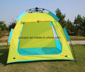 Outdoor Children Automatic Camping Tent Game Tent Beach Tent pictures & photos