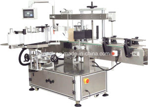 Automatic Double Sides Labeling Machine From China pictures & photos