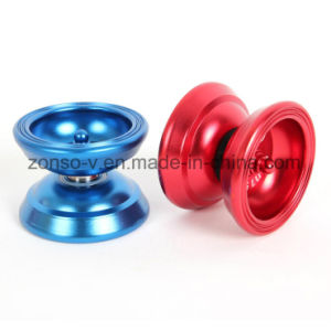 OEM Aluminum 6061 Precision CNC Machining with Anodizing Yoyo Toy pictures & photos