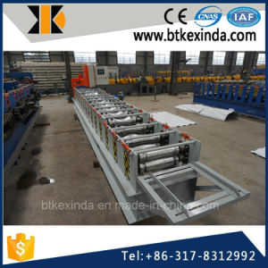 Kxd 312 Automatic Ridge Cap Metal Roofing Sheet Rolling Machine pictures & photos