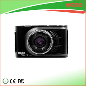 China Factory 3.0′′ Driving Recorder Car Dashcam with G-Sensor